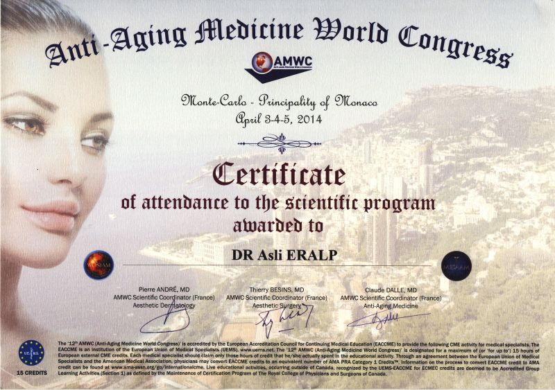 Antiaging Medicine Congress